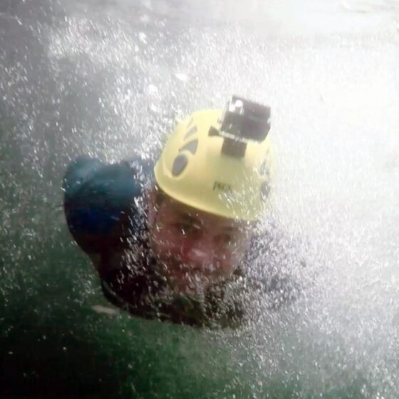 Canyoning in Rio Verde