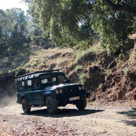 4×4 Routes with the Family